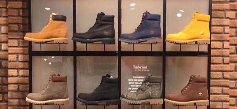 Открытие магазина Timberland  скидки до 50% на избранные модели eaef2b9f003c9